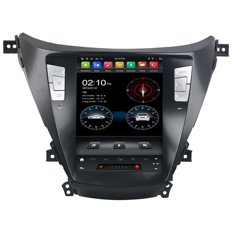 tesl ascreen android 9.0  Hyundai Elantra Avante MD 2011-2016