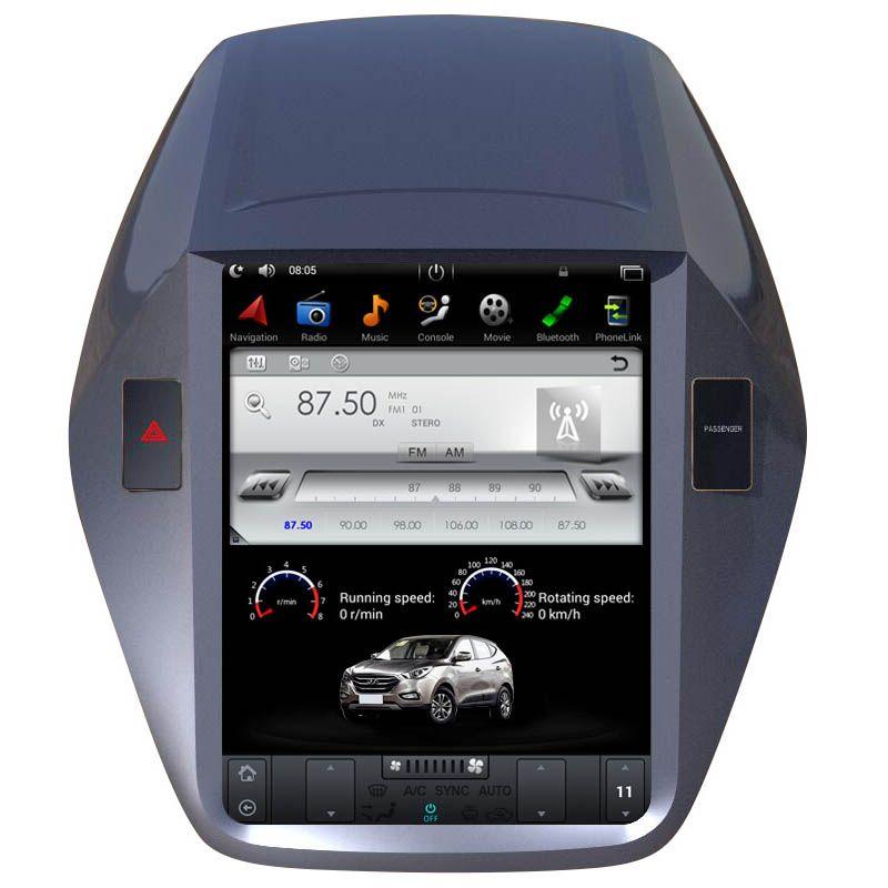 Hyundai Tucson ix35 2009-2013 radio