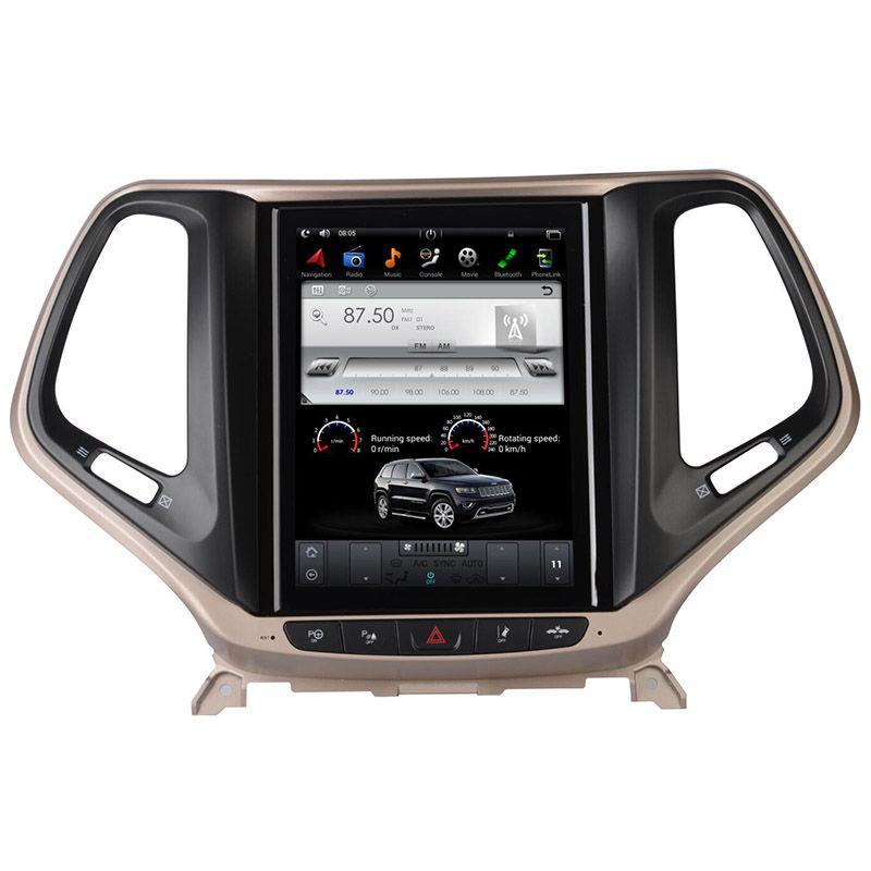 Jeep Cherokee 2014-2019 radio