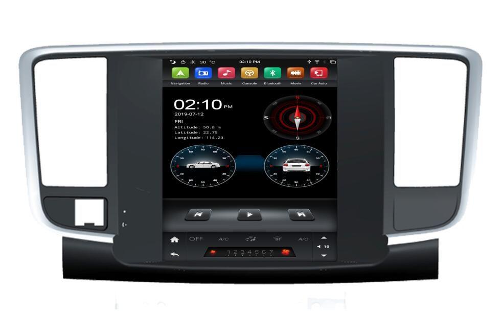 tesl ascreen android 9.0 Nissan Teana J32 Maxima 2008-2013