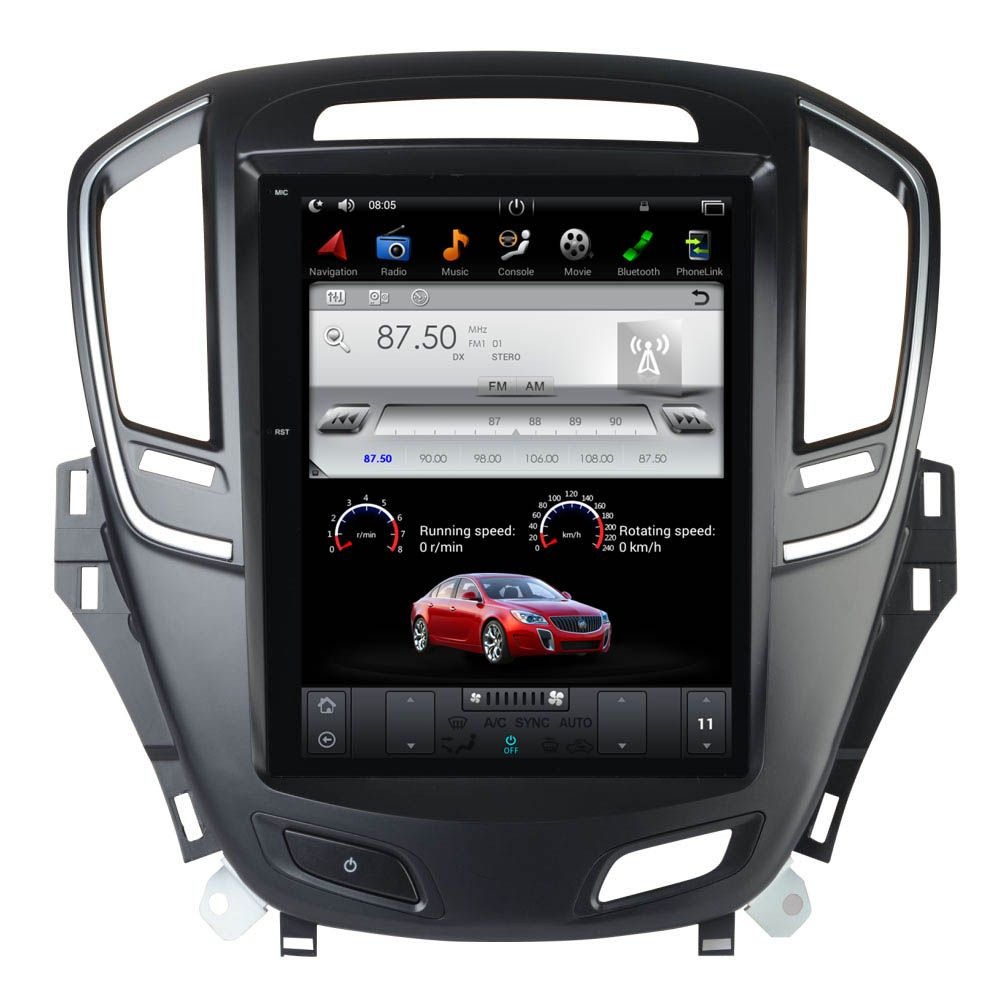 Opel Insignia Buick Regal 2013-2017 radio