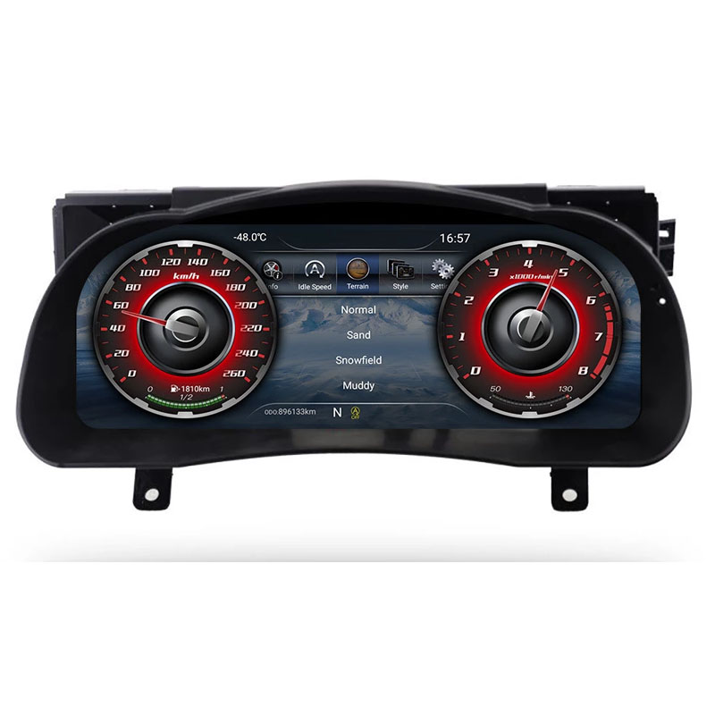 LCD dash display Toyota Highlander 2015-2019
