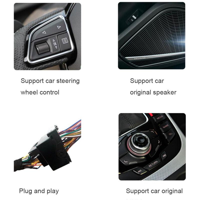 Audi A4 B8 2009-2016 radar parking sensor