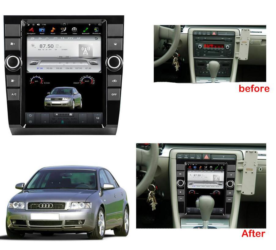 Audi A4 2002-2008 SEAT Exeo 2010+ factory radio