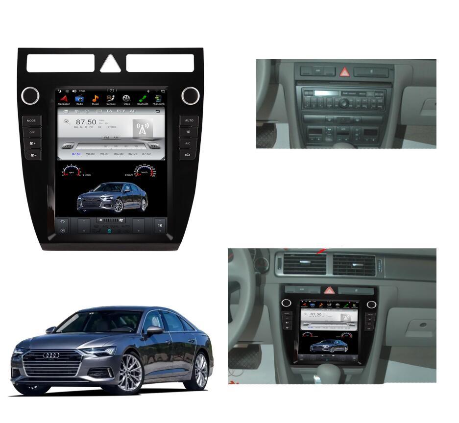 Audi A6 1997-2004 factory radio