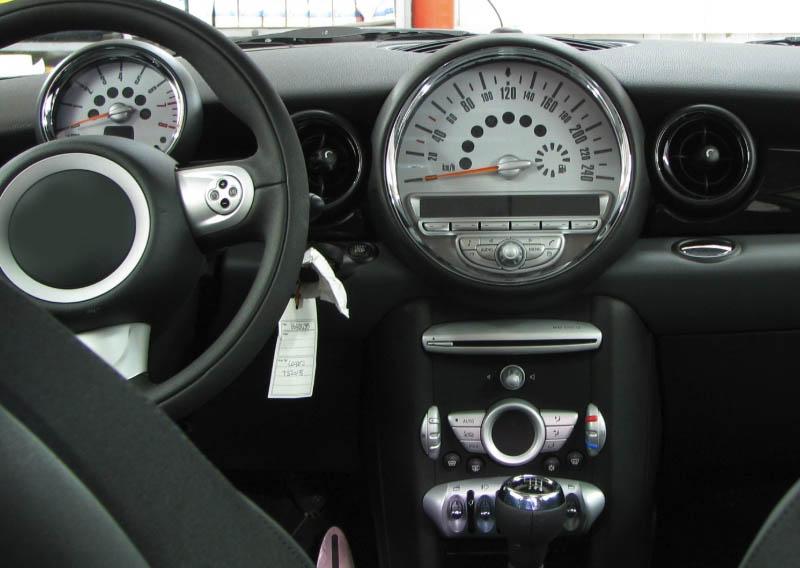 BMW Mini Cooper R56 R57 2006-2013 factory radio