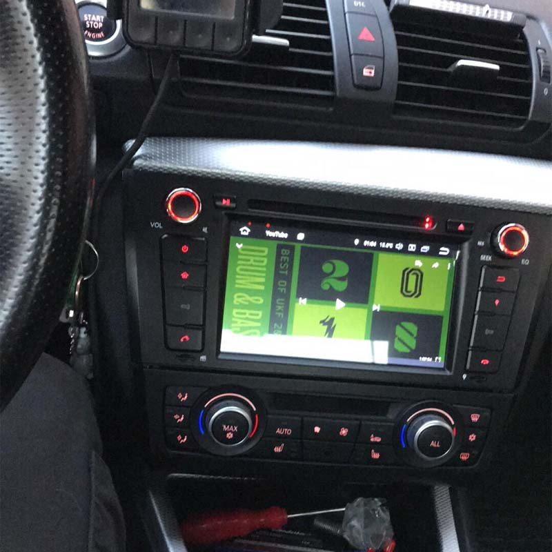 BMW 1 series E81 E82 E87 E88 factory radio