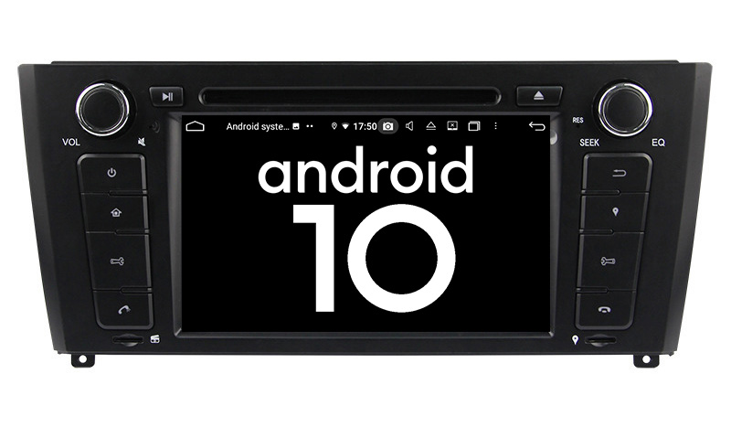BMW 1 series E81 E82 E87 E88 android 10.0 autoradio