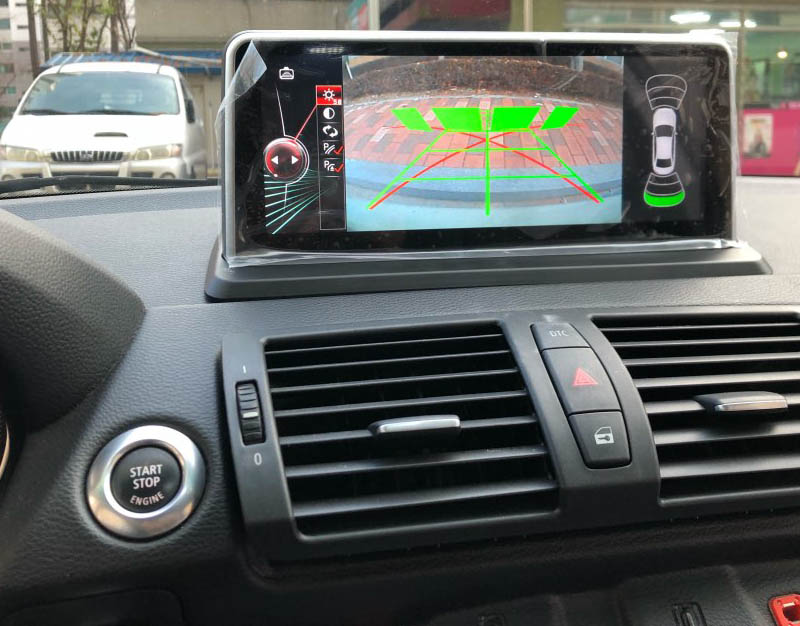 bmw e87 android head unit