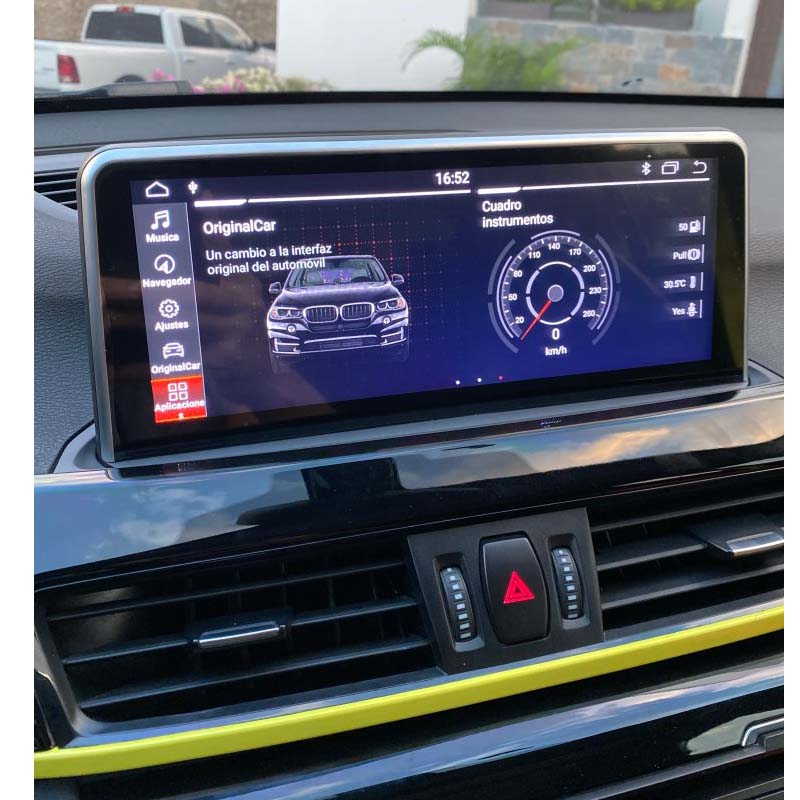 bmw x1 2018 android