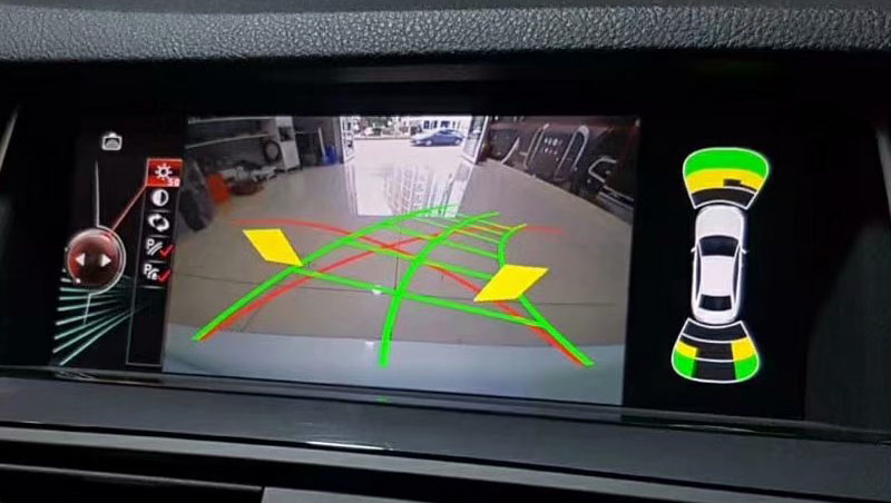 bmw radar parking sensor