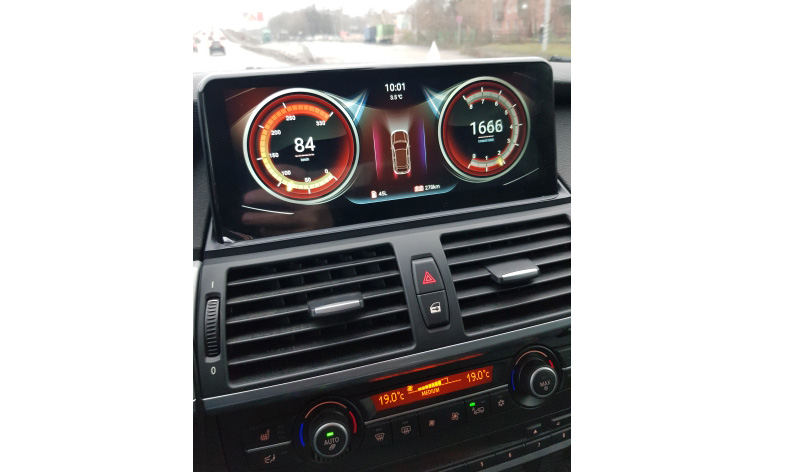 bmw x5 x6 android screen