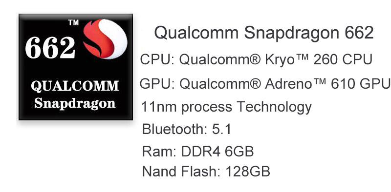 bmw Qualcomm Snapdragon 662 Chiphead unit