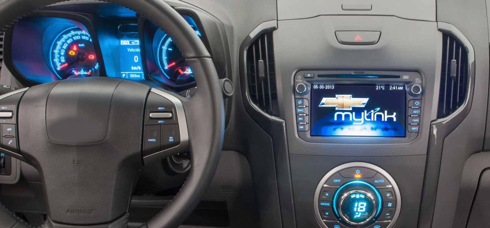 Chevrolet Trailblazer Chevy Colorado S-10 S10 GMC Canyon Holden Colorado Isuzu D-Max MU-X V-Cross 2012-2019 factory radio