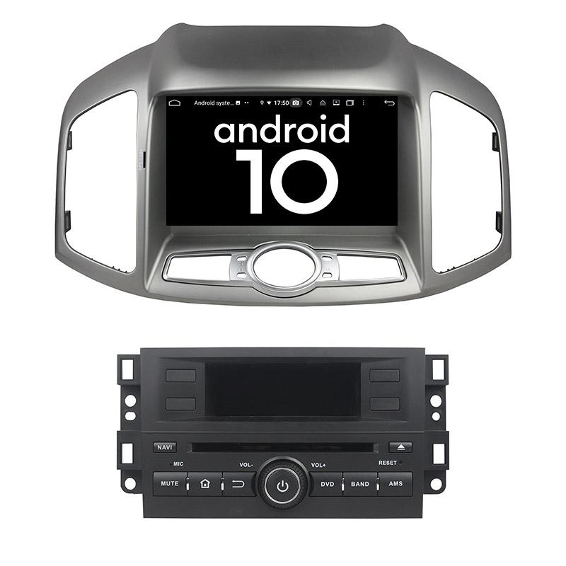Chevrolet Chevy Captiva 2011-2016 android 10.0 autoradio