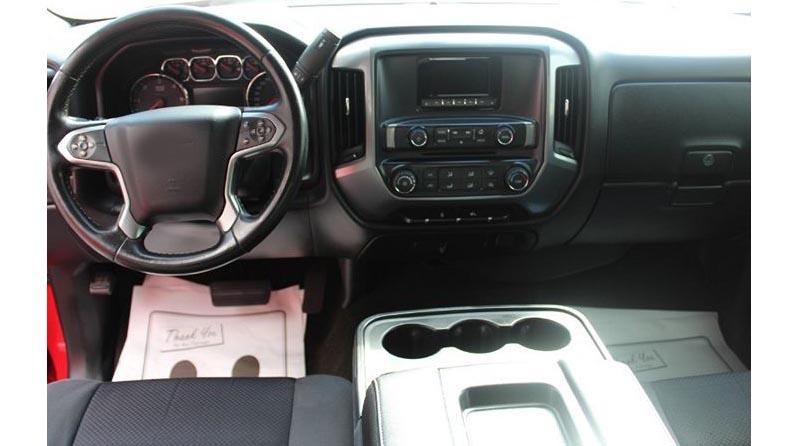 Chevrolet Chevy Silverado GMC Sierra VIA Vtrux Truck 2014-2019 factory radio