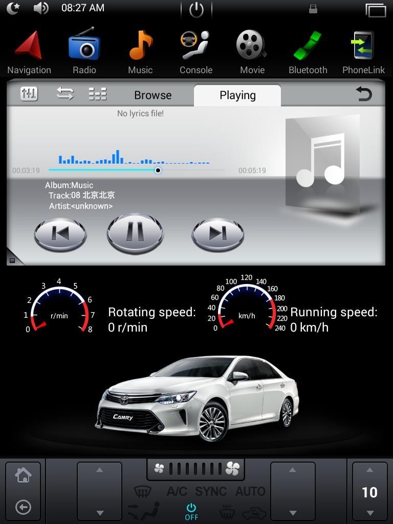 Ford Focus 2012-2017 multimedia Player