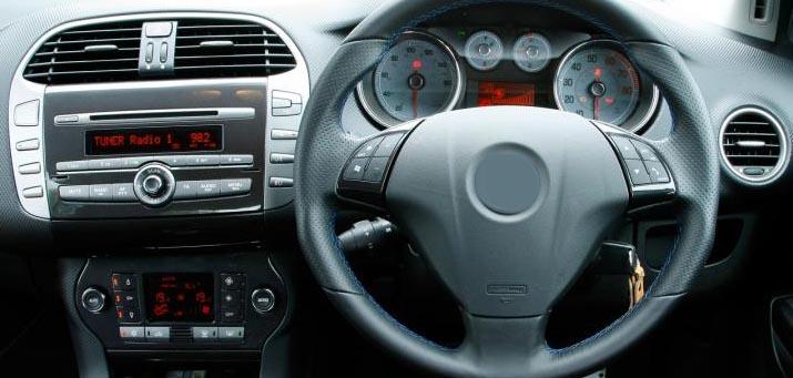 Fiat bravo factory radio