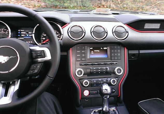 Ford Mustang 2015 2016 2017 2018 2019 2020 factory radio