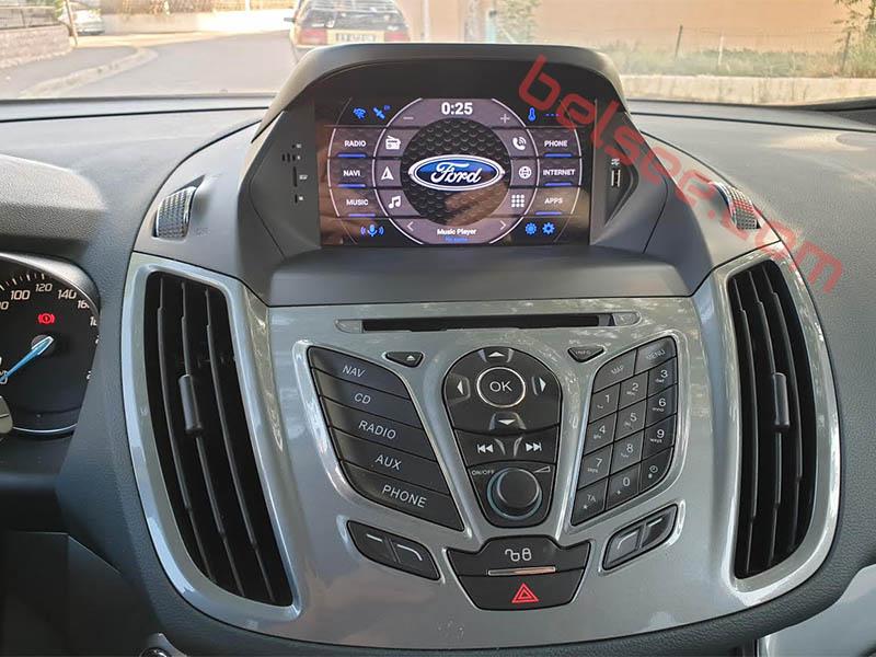 Ford Kuga C-Max Escape android head unit