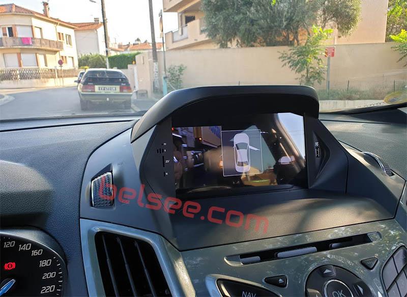Ford Kuga C-Max Escape 2012-2018 aftermarket radio