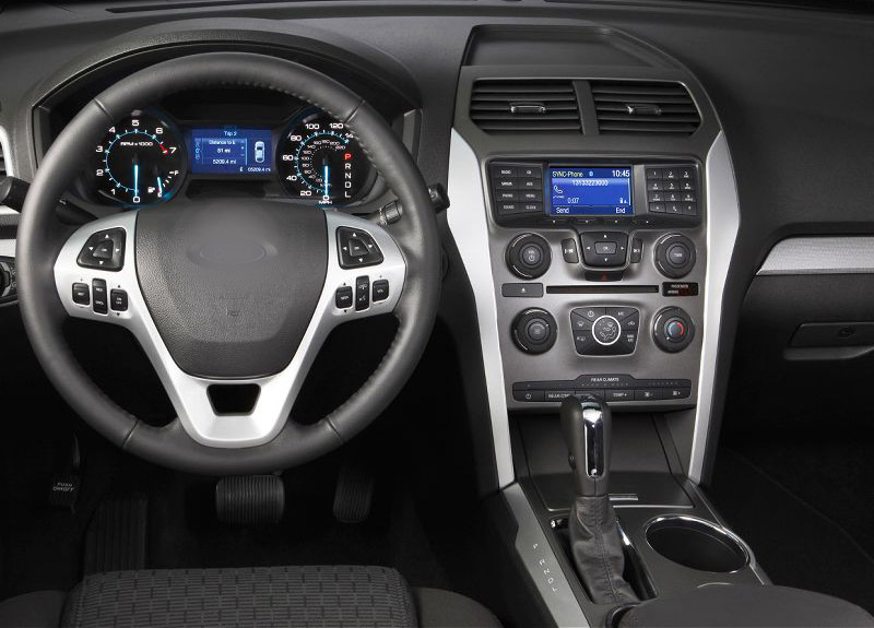 Ford Kuga C-Max Escape factory radio