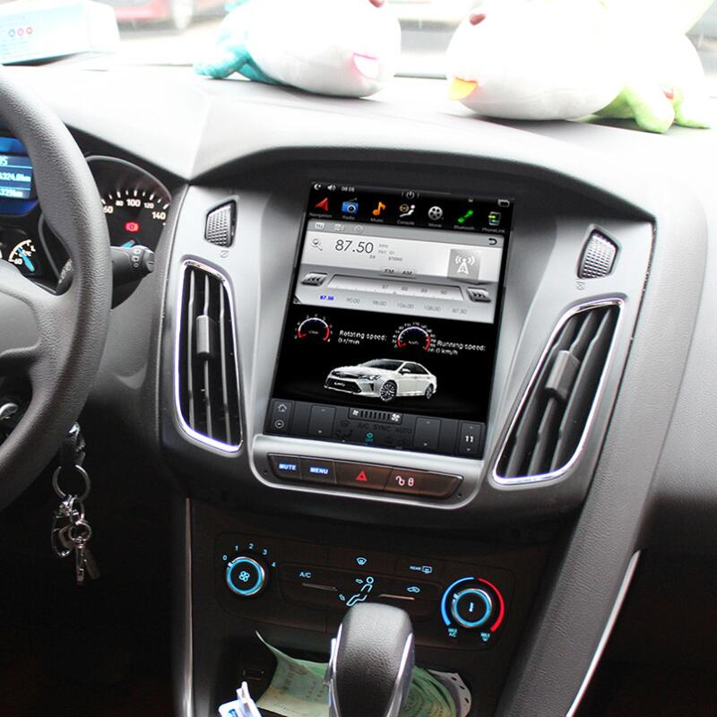 Ford Focus 2012-2017 factory radio