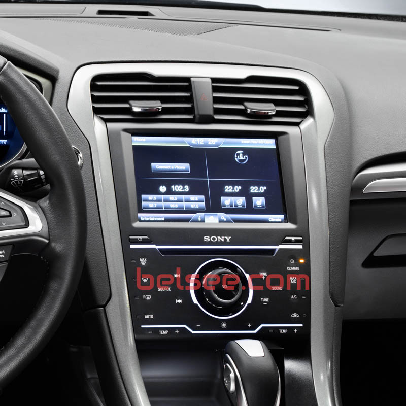 Ford Mondeo factory radio