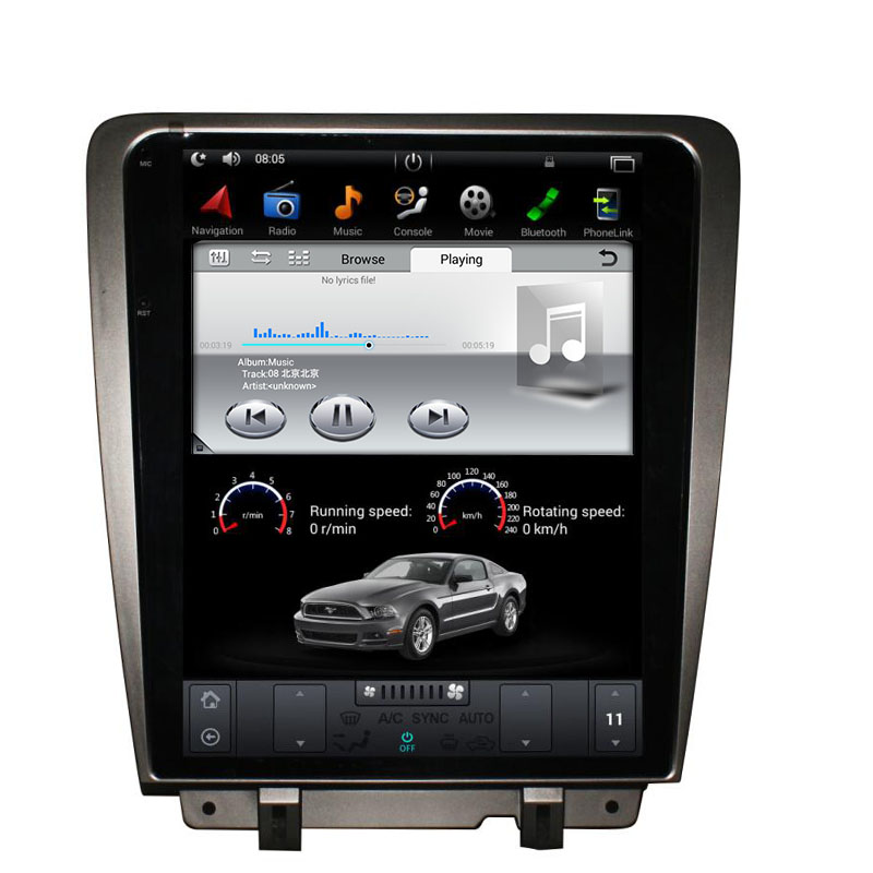Ford Mustang 2010-2014 multimedia Player