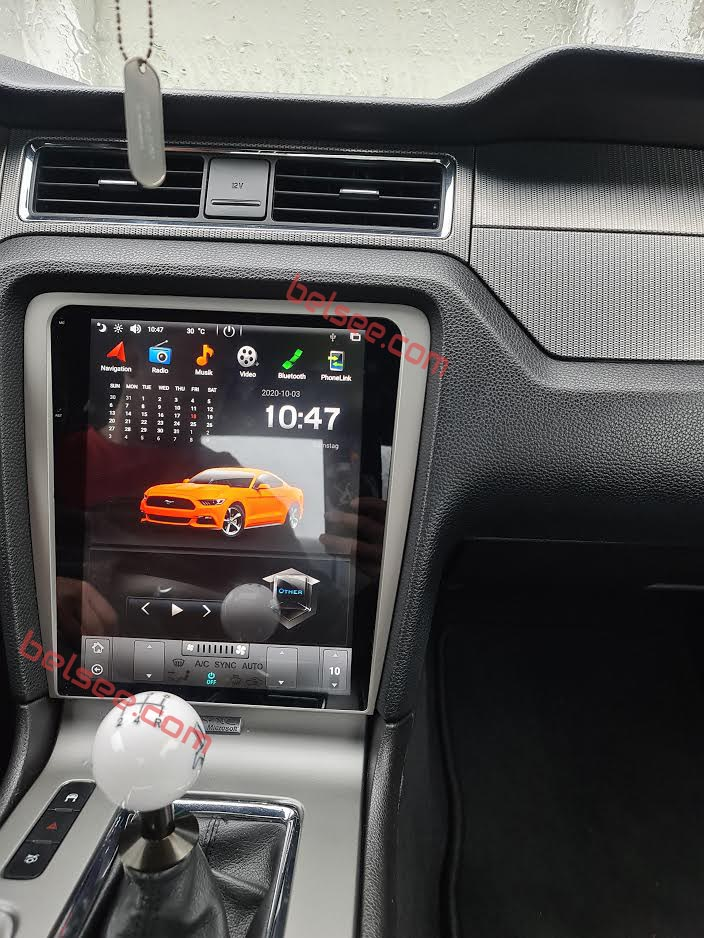Ford Mustang 2010-2014 factory radio
