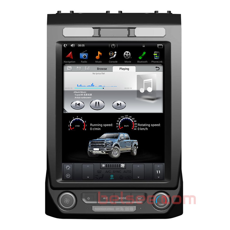 Ford F150 2015 2016 2017 2018 2019 2020 multimedia Player