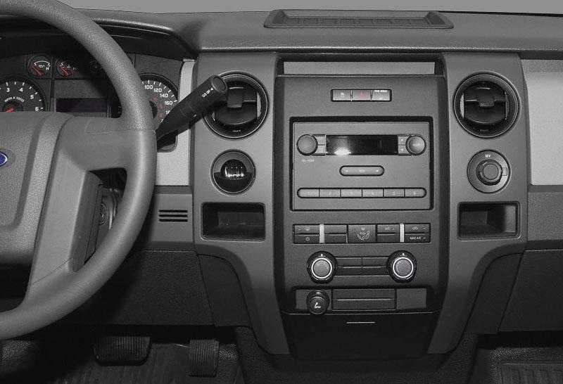 Ford F-150 F150 / Raptor 2009-2014dash