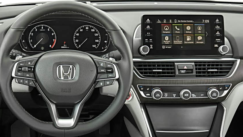 Honda Accord 10th gen factory radio