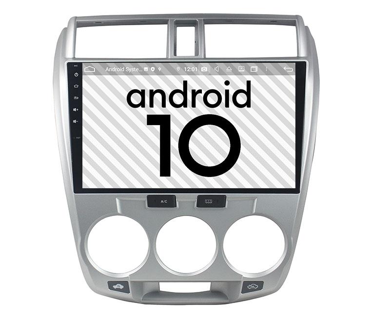 Honda City 2008-2013 android 10.0 autoradio