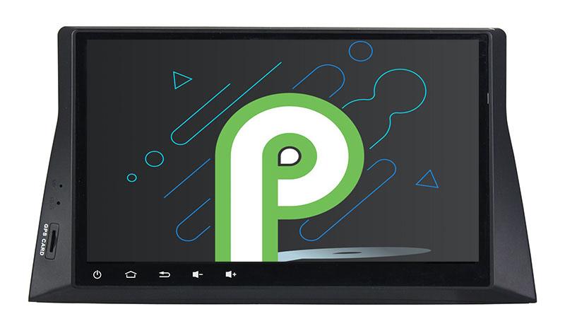 Honda Accord 8 2008 2009 2010 2011 2012 android 9.0 stereo