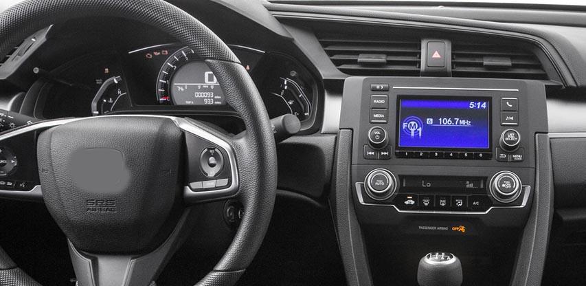Honda Civic 2016-2020 dash