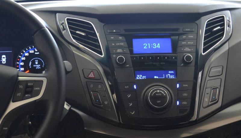 Hyundai i40 2011 2012 2013 2014 factory radio