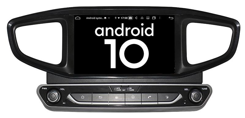 Hyundai Ioniq 2016-2019 android 10.0 autoradio