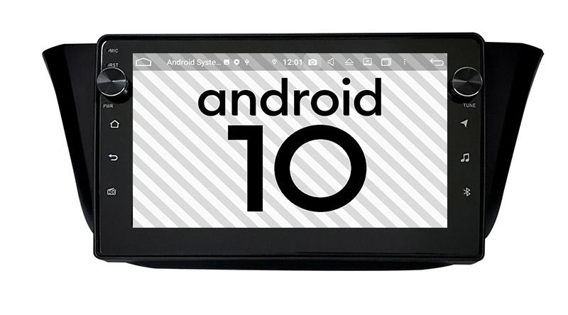 2013-2021 Iveco Daily android 10.0 autoradio