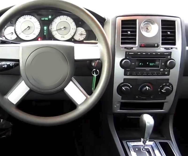 Chrysler Aspen 300C 2004-2010 factory radio