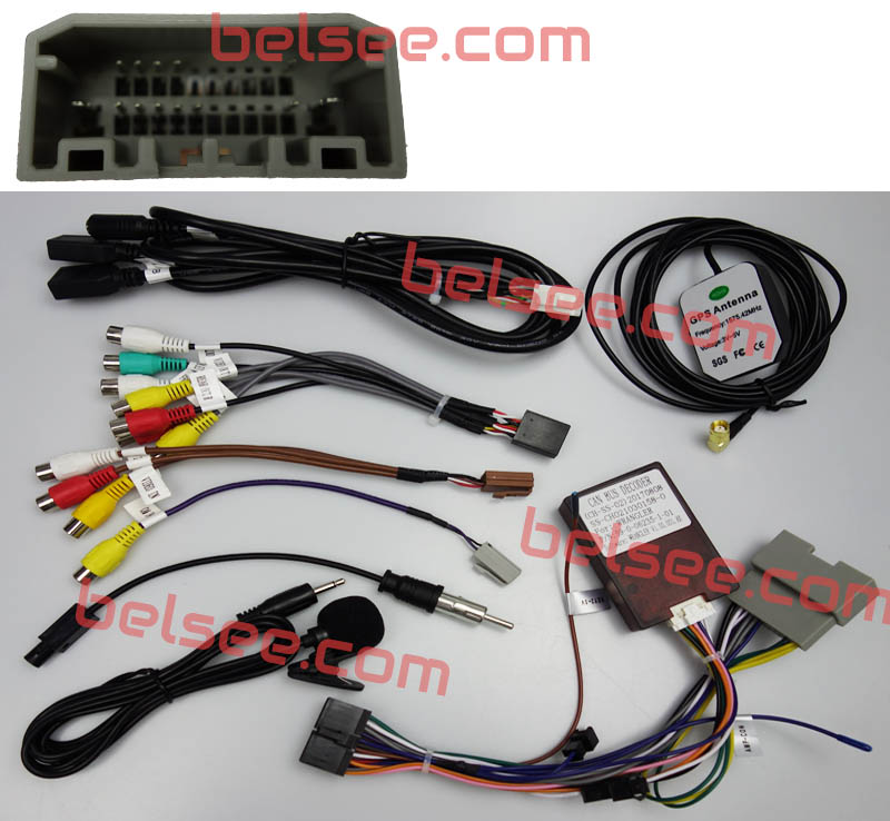 jeep wrangler interface accessories plug