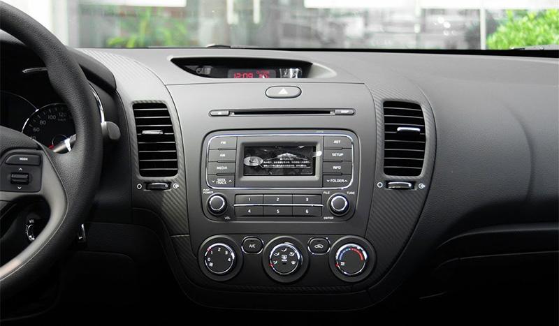 Kia Forte Cerato K3 2013-2017 factory radio