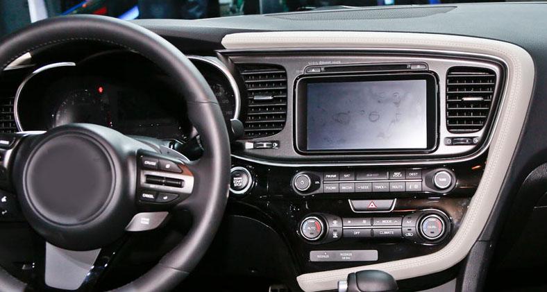 Kia Optima K5 2014 2015 factory radio