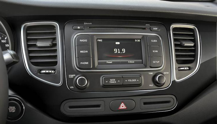 Kia Carens Rondo 2013 2014 2015 2016 2017 2018 2019 factory radio
