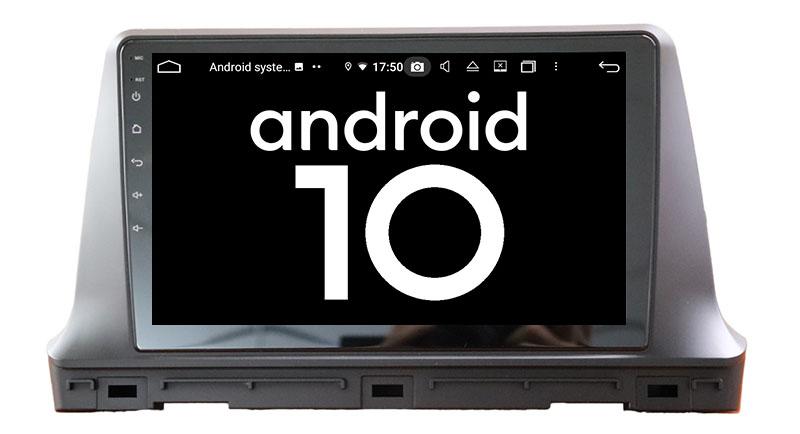 Kia Seltos 2019 2020 android 10.0 autoradio