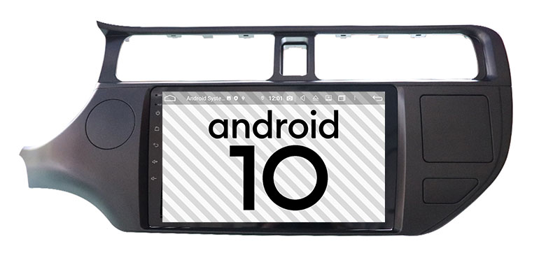 Kia Rio 2011-2015 android 10.0 autoradio