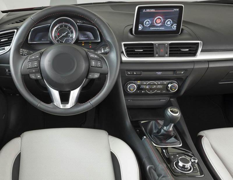 Mazda 3 2013 2014 2015 2016 2017 2018 factory radio