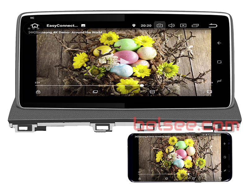 Mazda 3 2013 2014 2015 2016 2017 2018 android mirror link