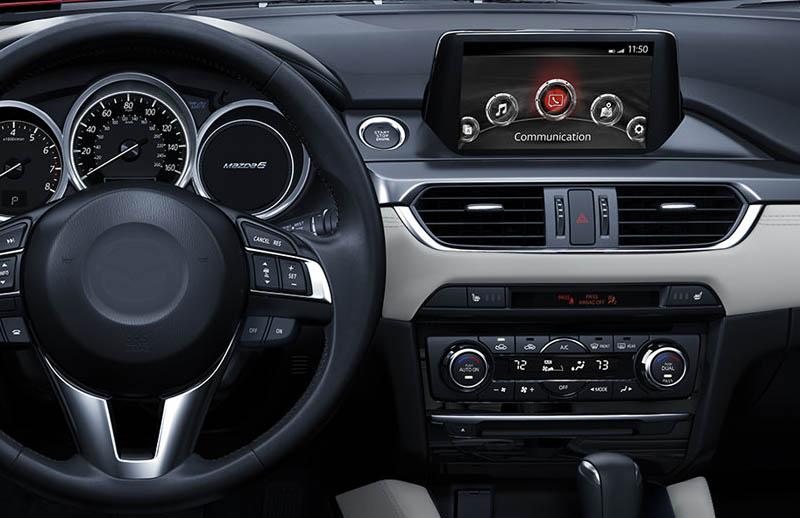 Mazda 6 2013 2014 2015 2016 2017 2018 factory radio