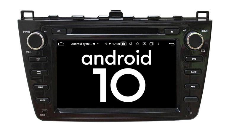 Mazda 6 Ruiyi Ultra 2008-2012 android 10.0 autoradio